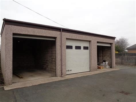 Sheds In Fife by Garage To Rent In The Garages Leven Road Kennoway Leven