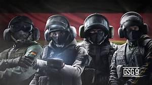 Rainbow Six Siege GSG 9 Operators Bandit Blitz IQ