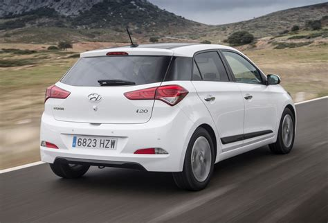 Review Hyundai I20 by Hyundai I20 Review 2019 Parkers