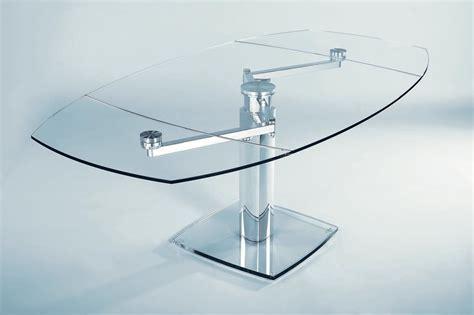 tavolo rotondo allungabile cristallo tavolo rotondo cristallo allungabile tavolo allungabile