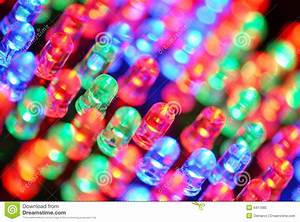 Led Background Stock Image  Image Of Lamp  Electronics
