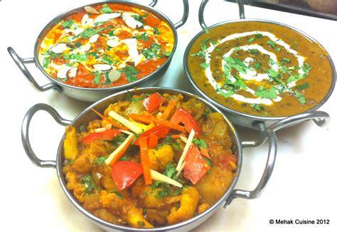 authentic cuisine menu mehak authentic indian cuisine