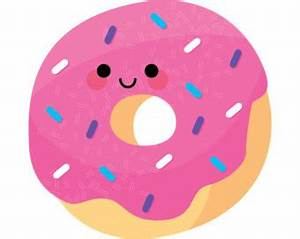 Cute donut clipart free clip art images image #13597