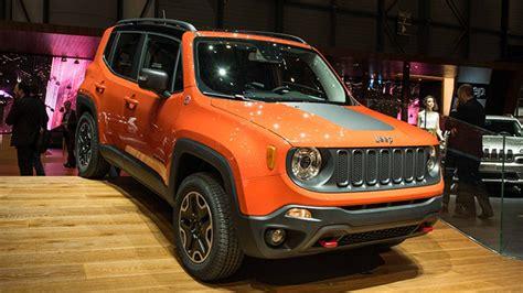 Grrrr! It's The Jeep Renegade