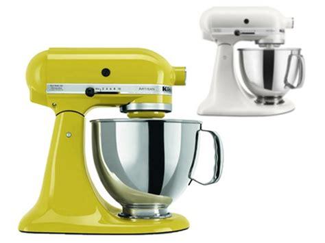 kitchen aid stand mixer colors kitchenaid artisan 5 quart stand mixer 2 colors 7643