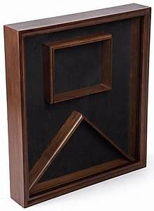 flag display case for certificate holder for photo or With glass document display case