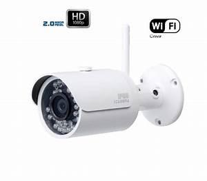 Camera Surveillance Exterieur Wifi : syst me de vid o surveillance wifi avec camera ip ext rieure ~ Melissatoandfro.com Idées de Décoration