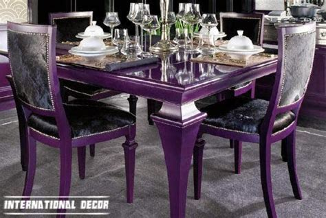 20 Best Ideas Dining Tables and Purple Chairs   Dining