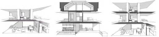 row home floor plans modern house plans by gregory la vardera architect row
