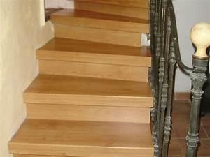 Renovation D Escalier En Bois : r novation escalier r novation d 39 escaliers en bois ~ Premium-room.com Idées de Décoration