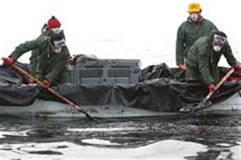 global marine oil pollution information gateway facts