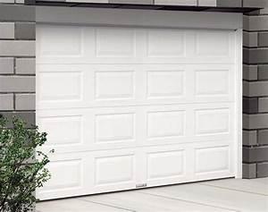 porte de garage sectionnelle With porte de garage enroulable jumelé avec porte paliere blindee