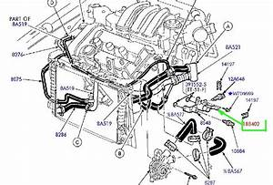 1999 Ford Taurus Cooling System Diagram Pictures To Pin On