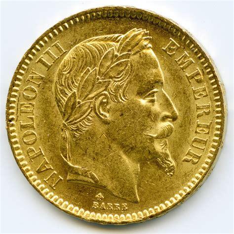 napoléon iii 20 francs 1864 bb