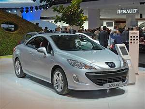 Photo Peugeot 308 Cc 1 6 Thp 150ch Coup U00e9