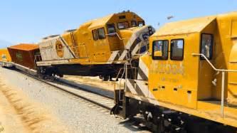 Train Vs Train On Gta 5!