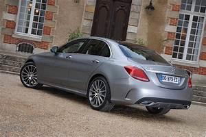 Mercedes Classe C Noir : essai mercedes c220 bluetec motorlegend ~ Dallasstarsshop.com Idées de Décoration