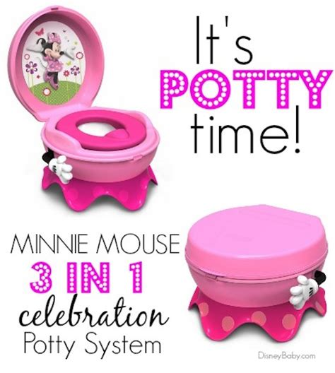 Minnie Mouse Potty Chair Walmart by Kara S Ideas Disney Baby At Walmart On Kara S