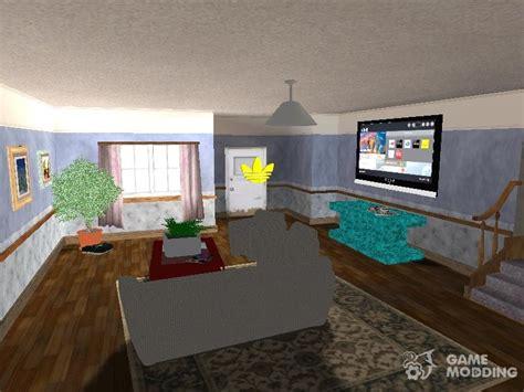 5 Stelle Home Interiors Sa : New Home Interior Cj'a V1.0 For Gta San Andreas
