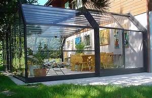 Abri De Jardin Demontable : terrasse couverte demontable ~ Nature-et-papiers.com Idées de Décoration