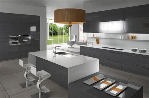 cuisine island gorgeously minimal kitchens with organization