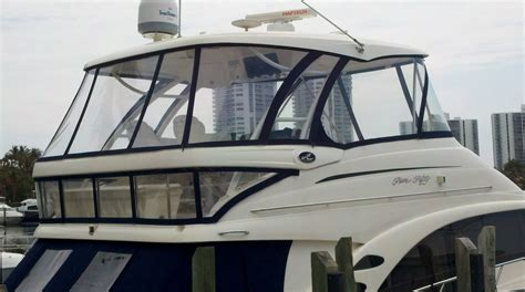 Mail Boat Shipping Fort Lauderdale by Sea Yacht Enclosure Gds Canvas And Upholstery