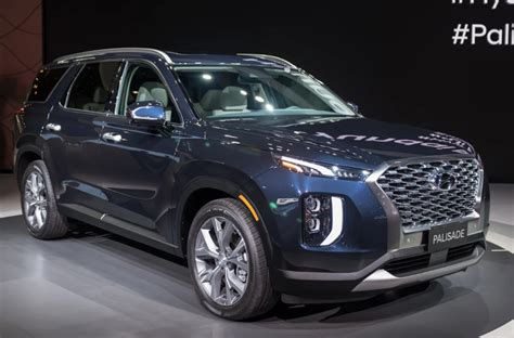 2020 Hyundai Palisade Release Date by 2020 Hyundai Palisade Changes Release Date Price 2020