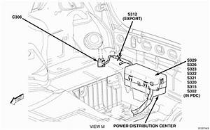 2004 Chrysler Sebring Electrical Diagram