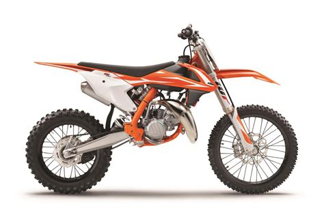 motocross bikes ktm official release 2018 motocross models dirt bike
