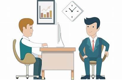 Client Customer Clipart Meeting Clients Clip Transparent