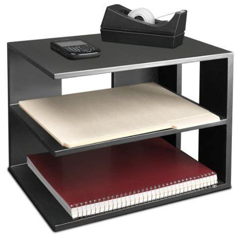 corner desk with shelves 12 best images about desktop organizers on pinterest