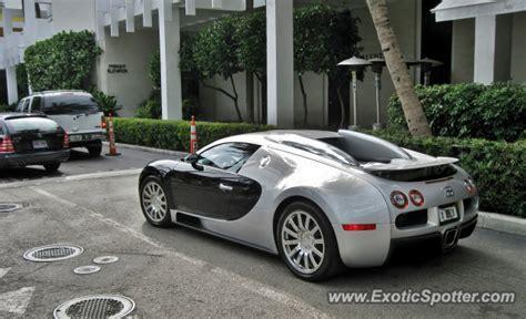 Bugatti In Miami bugatti veyron spotted in miami florida on 12 08 2012