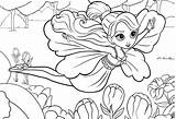 Girly Drawing Coloring Pages Printable Getdrawings sketch template
