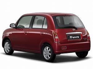 Daihatsu Trevis Specs  U0026 Photos - 2004  2005  2006  2007  2008  2009