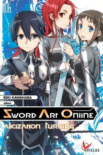 serie sword art  roman bdnetcom