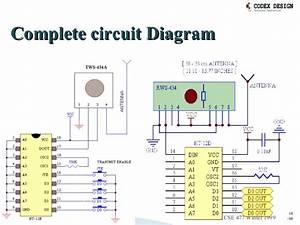 Rf Transmitter  U0026 Receiver