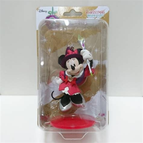 disney minnie mouse christmas ornament 2017 from japan