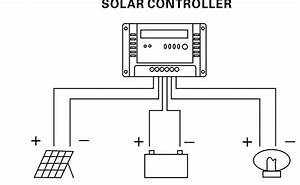 Wiring Diagram For Solar Panel Regulator