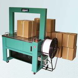 strapping machine fully automatic strapping machine manufacturer  rajkot