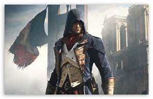 Assassin's Creed Unity French Revolution 4K HD Desktop ...