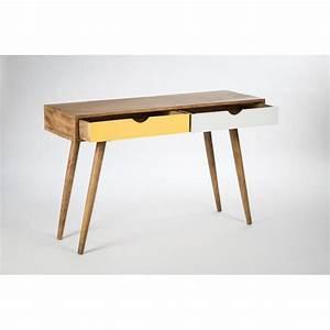 Bureau Design Scandinave : bureau style scandinave ~ Teatrodelosmanantiales.com Idées de Décoration