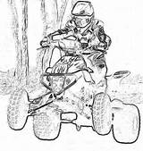 Wheeler Coloring Atv Quad Dirt Vtt Banshee Fourwheeler Coloriage Clipart Boys Drawing Transports Dessin Three Four Colouring Kleurplaat Wheelers Radiokotha sketch template