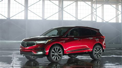 Acura Future Cars 2019 : 2019 Acura Rdx Prototype (almost) Ready For The Road