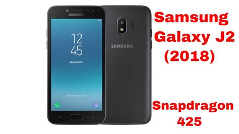 Samsung Galaxy J2 (2018) Official Listed Online With Price