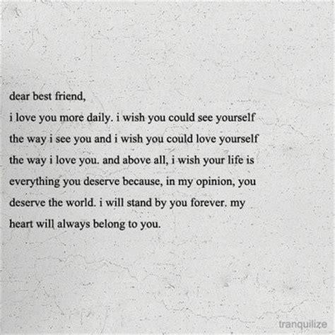 letter to my best friend 2 i best friend friendship words quotes 41c2c