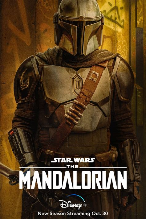 The Mandalorian Season 2 Spot and Posters Released ...