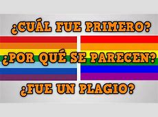 Bandera del Tahuantinsuyo Cusco VS Bandera LGBT gay
