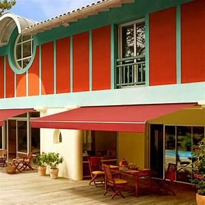 Store électrique Terrasse : store terrasse electrique store banne avec coffre intgral ~ Premium-room.com Idées de Décoration