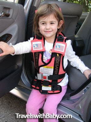 review   ridesafer travel vest travels  baby
