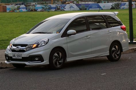 Honda Mobilio Backgrounds by Honda Mobilio 2015 Philippines Review Specs Price